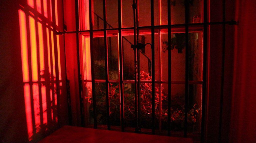 Prison paradise